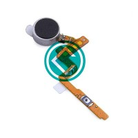 Samsung Galaxy Note 4 Power Button With Vibrating Motor Flex Cable Module