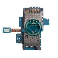 Samsung Galaxy S Advance i9070 SIM And SD Card Reader Flex Cable Module