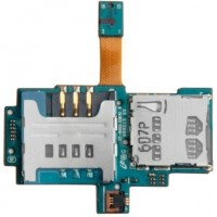 Samsung Galaxy S I9001 Sim And SD Card Tray Flex Cable