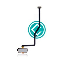 Samsung Galaxy C9 Pro Fingerprint Sensor Flex Cable Module - White