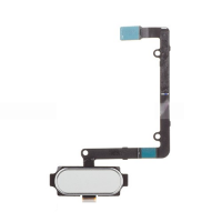 Samsung Galaxy A7 2016 Fingerprint Sensor Flex Cable - White