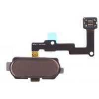 Samsung Galaxy J3 Pro Fingerprint Sensor Flex Cable - Gold