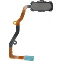 Samsung Galaxy S7 Edge Fingerprint Sensor Flex Cable - Black