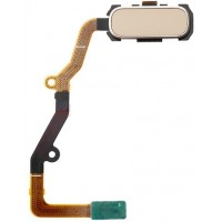 Samsung Galaxy S7 Edge Fingerprint Sensor Flex Cable - Gold