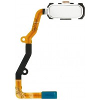 Samsung Galaxy S7 Edge Fingerprint Sensor Flex Cable - White