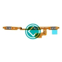 Samsung Galaxy M20 Side Key Flex Cable Module