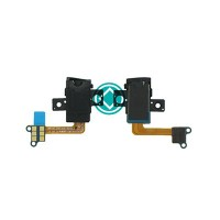 Samsung Galaxy Note Edge Earphone Jack With Flex Cable Module Black