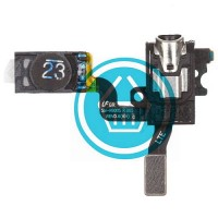 Samsung Galaxy Note 3 N900 Earphone Jack with Ear Speaker Flex Cable