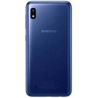 Samsung Galaxy A10 Rear Housing Panel Module - Blue