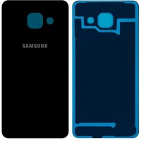 Samsung Galaxy A3 2016 Rear Housing Battery Door Module - Black