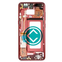 Samsung Galaxy S8 G950 Middle Frame Housing Module - Rose Gold