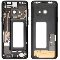 Samsung Galaxy S9 Plus LCD Supporting Middle Frame Module - Black