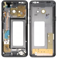 Samsung Galaxy S9 Plus LCD Supporting Middle Frame Module - Grey