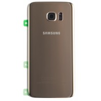 Samsung Galaxy S7 Edge G935 Battery Door Module - Gold