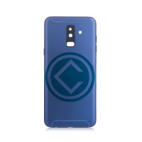 Samsung Galaxy A6 Plus 2018 Rear Housing Panel Battery Door - Blue