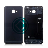 Samsung Galaxy C7 Pro Rear Housing Module - Black