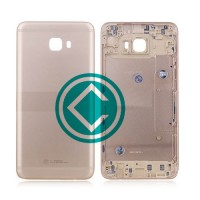 Samsung Galaxy C7 Pro Rear Housing Module - Gold
