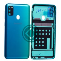 Samsung Galaxy M30s Rear Housing Panel Module - Blue