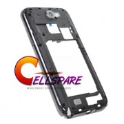 Samsung Galaxy Note 2 N7100 Middle Housing Titanium