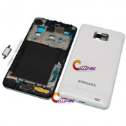 Samsung Galaxy S2 i9100 Housing Full White