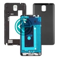 Samsung Galaxy Note 3  Complete Housing Module Black