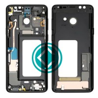 Samsung Galaxy S9 Plus Front Housing Module - Black