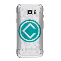 Samsung Galaxy S6 Active Rear Housing Module With Battery Door White