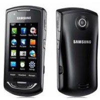 Samsung S5620 Monte Complete Housing Panel - Black