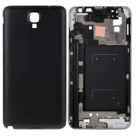 Samsung Galaxy Note 3 Neo Rear Housing Panel With Middle Frame Black
