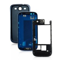 Samsung Galaxy S3 i9300 Complete Housing Panel Module - Blue
