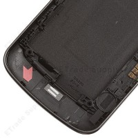 Samsung Galaxy Nexus i9250 Complete Housing Panel - Black