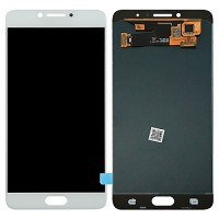 Samsung Galaxy C7 Pro LCD Screen With Digitizer Module White