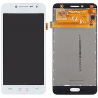 Samsung Galaxy J2 Prime LCD Screen With Digitizer Module - White