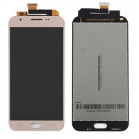 Samsung Galaxy J3 2017 LCD Screen With Digitizer Module - Gold