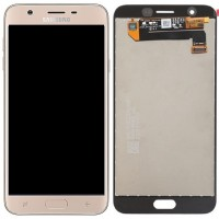 Samsung Galaxy J7 2018 LCD Screen With Digitizer Module - Gold