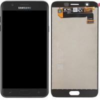 Samsung Galaxy J7 2018 LCD Screen With Digitizer Module - Black