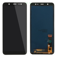 Samsung Galaxy J8 LCD Screen With Digitizer Module - Black