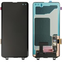 Samsung Galaxy S10 Plus LCD Screen With Digitizer Module - Black