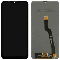 Samsung Galaxy A10 LCD Screen With Digitizer Module - Black