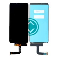Samsung Galaxy A6s LCD Screen With Digitizer Module - Black