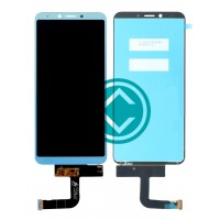 Samsung Galaxy A6s LCD Screen With Digitizer Module - Blue