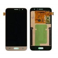 Samsung Galaxy J2 2016 LCD Screen With Digitizer Module - Gold