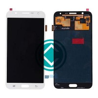 Samsung Galaxy J700F 2015 LCD Screen With Touch Pad Module - White