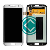Samsung Galaxy S7 Edge G935 LCD Screen With Digitizer Module Silver
