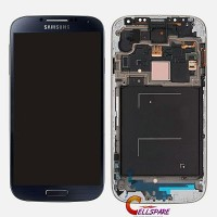 Samsung Galaxy S4 i9500 LCD Screen And Touch Module - Blue