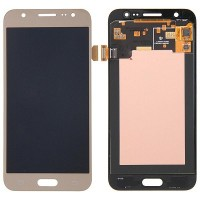 Samsung Galaxy J7 2015 LCD Screen With Touch Pad Module - Gold