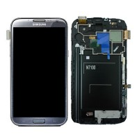 Samsung Galaxy Note 2 N7100 LCD Screen With Digitizer Module - Gray