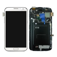 Samsung Galaxy Note 2 N7100 LCD Display With Digitizer Module - White