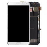 Samsung Galaxy Note 3 N-9000 LCD Screen With Touch Pad Module - White