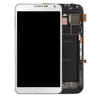 Samsung Galaxy Note 3 N-9000 LCD Screen With Digitizer - White